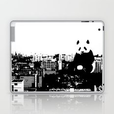 Giant Panda Invades Toa Payoh. Laptop & iPad Skin