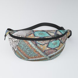 Wonders of the Silk Road - Khiva Fanny Pack