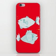 Two Old Fish iPhone & iPod Skin