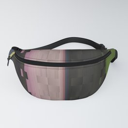 Spring Squares Fanny Pack
