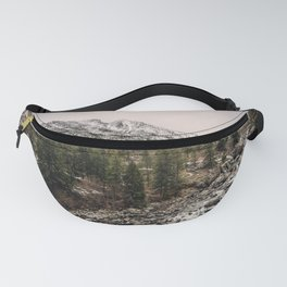 Born To Be Here - Nature Photography Fanny Pack