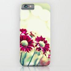 Raspberry Bokeh iPhone 6s Slim Case