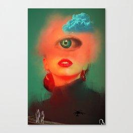 65 Canvas Print