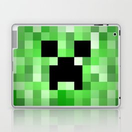 Creepy Creeper! Laptop & iPad Skin