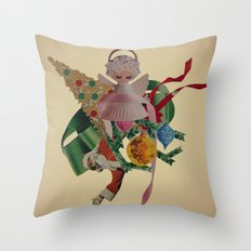 Christmas 2016 Throw Pillow