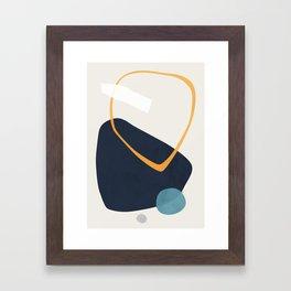 Rai Framed Art Print