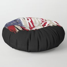 Donald Trump Floor Pillow