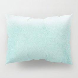 FADING AQUA Pillow Sham