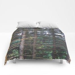 Linear Comforters