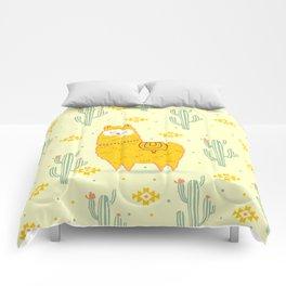 Alpaca summer Comforters