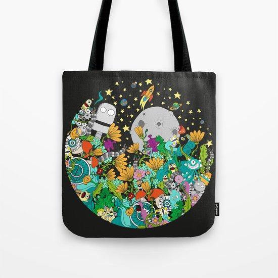 Fantasy kids world Tote Bag