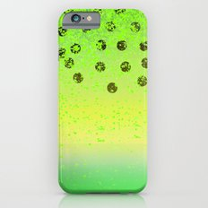 lime and kiwi iPhone 6s Slim Case