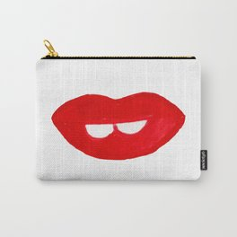 Red Lipstick for Friday Carry-All Pouch