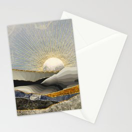 Morning Sun Stationery Cards