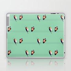 Feeling Wired (Pattern) Laptop & iPad Skin