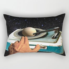 The DJ's Guide to the Galaxy Rectangular Pillow