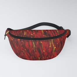 The Red Curtain Cascade Fanny Pack