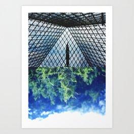 Civilian Art Print