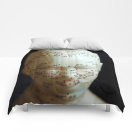 Acupuncture Doll Comforters