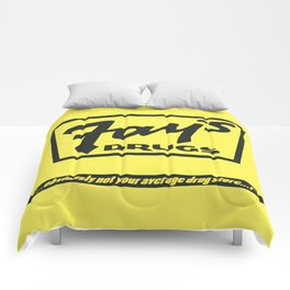 Fay's Drugs | the Immortal Yellow Bag Comforters