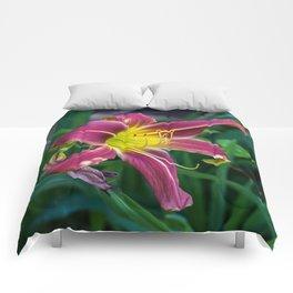 Purple Lily SRF 17-5809 Comforters