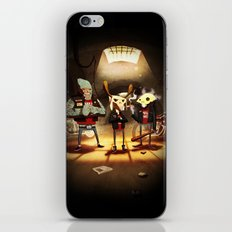 Hell's Mate iPhone & iPod Skin