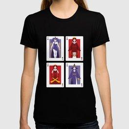 Poker of Queens T-shirt