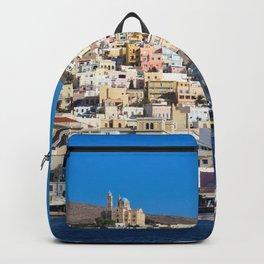 Syros Island Backpack