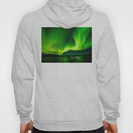 Northern Lights Aurora Borealis Hoody