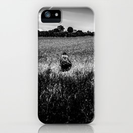 WHEAT FIELD iPhone Case