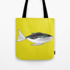 Whale, whale art, whale illustration, art, illustration, design, animal, whales, print, Tote Bag