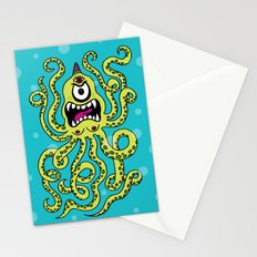 Monster Week, Day 2 Stationery Cards