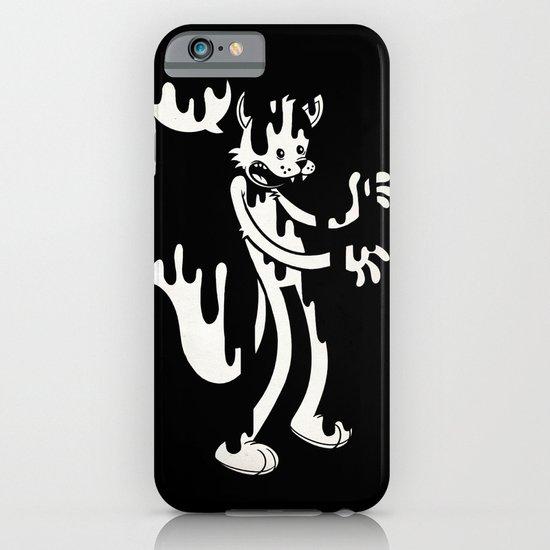 Cat Melt iPhone & iPod Case