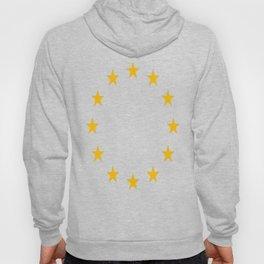 European Union Flag Hoody