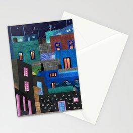 El Risco de Noche Stationery Cards