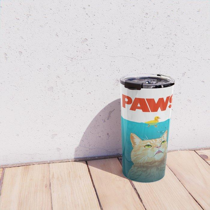 Paws! Travel Mug