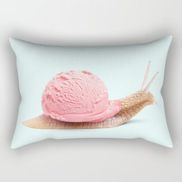 ICE SNAIL Rectangular Pillow
