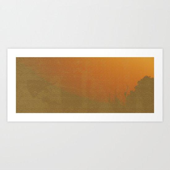 Morning Brightness Art Print