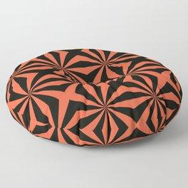 Pinwheel X Floor Pillow