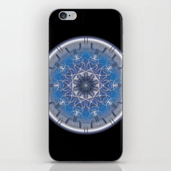 Blue Eye 1 iPhone & iPod Skin