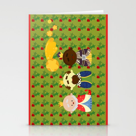 Three Kings (Reyes Magos) Stationery Cards