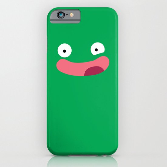 Funny Face iPhone & iPod Case