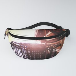 Light Above Dearborn Fanny Pack