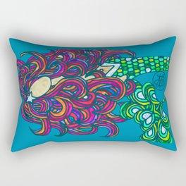 Meerjungfrau Rectangular Pillow