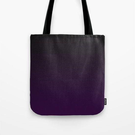 Royal Ombre Tote Bag
