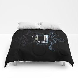 Enchanted Window no3 Comforters