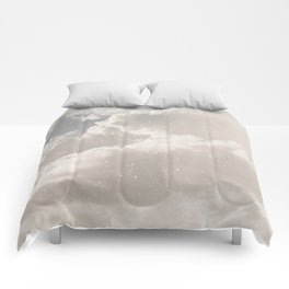 Silent Clouds Comforters