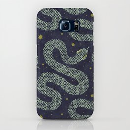 Space Serpent iPhone Case