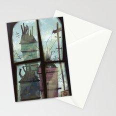 window to somewhere Stationery Cards
