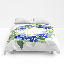 French Blues Comforters